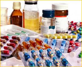 chemical pharma area